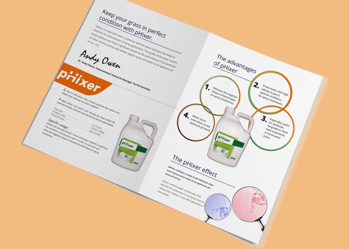 ICL-SF - brochure ontwerp - Dots & Lines grafische vormgeving Tilburg