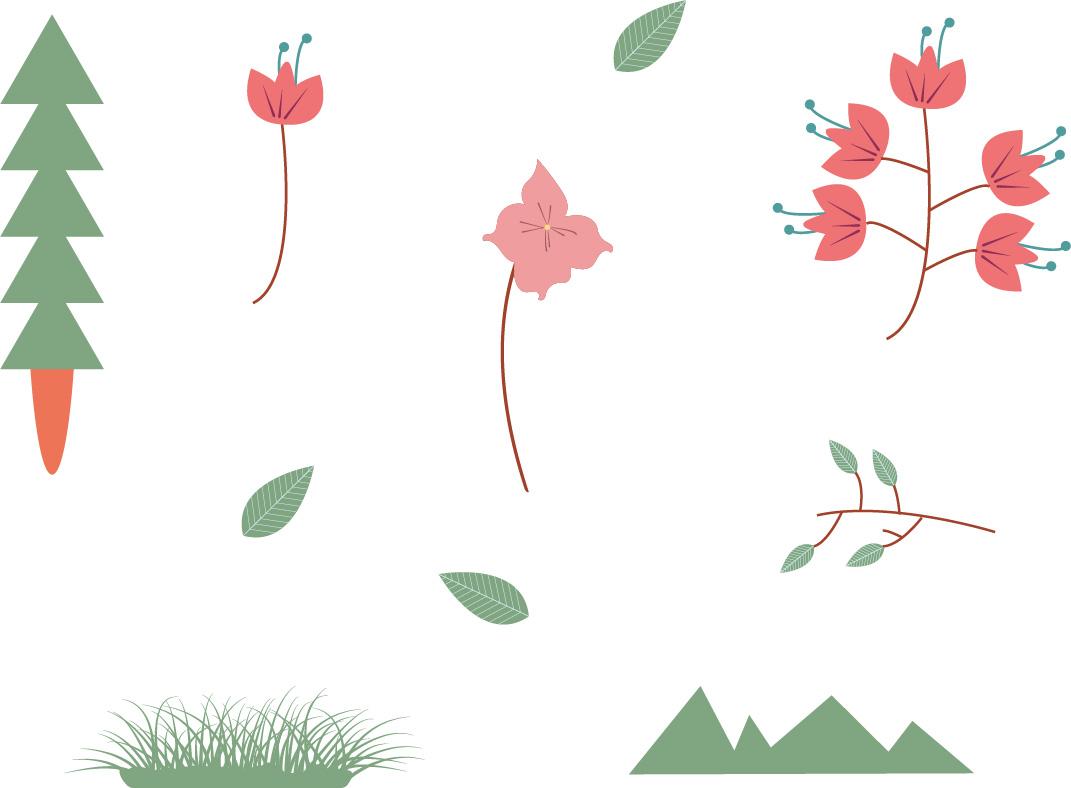 Stijlelementen - boek ontwerp - Grafische vormgeving - Dots and Lines
