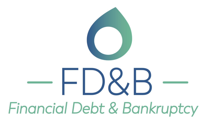 Logo ontwerp voor FD&B - Dots and Lines - Grafische vormgeving Tilburg