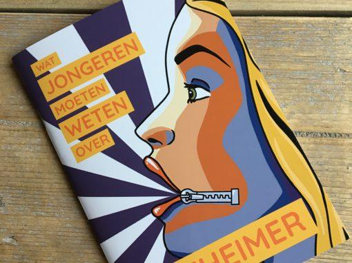 't Rijks – Alzheimer informatief boekje