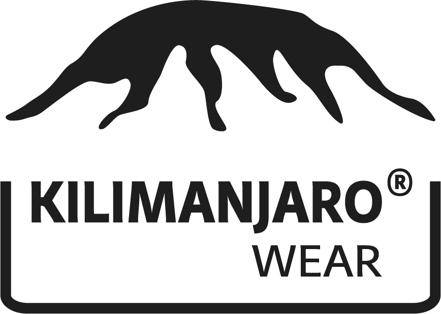 Logo Kilimanjaro met beeldmerk - Grafisch ontwerp Dots & Lines
