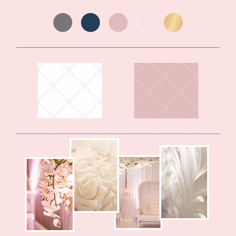 WeddingStylers - Huisstijl ontwerp - Dots & Lines - Tilburg