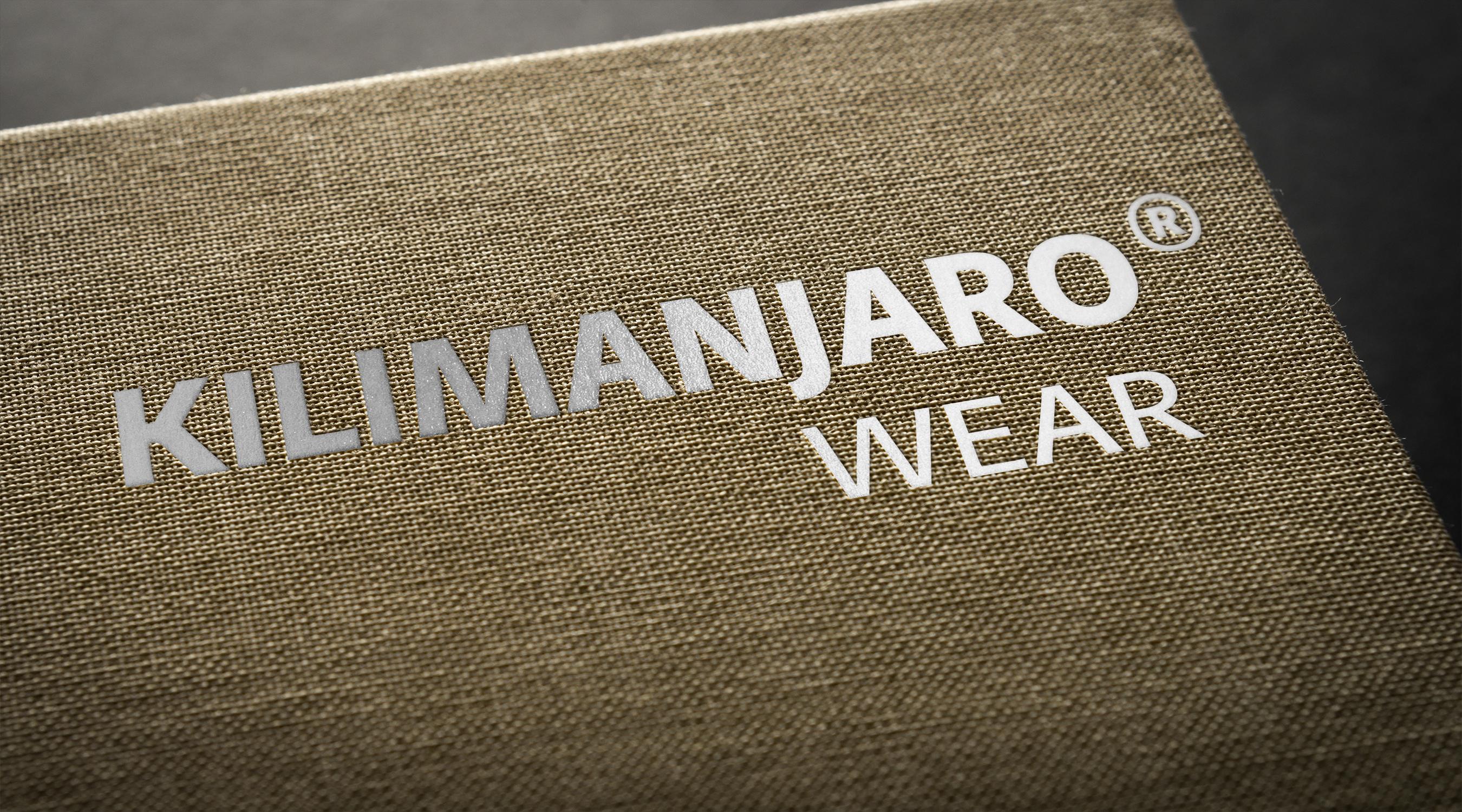 ComfortProducten- Kilimanjaro logo ontwerp - Dots & Lines - Tilburg