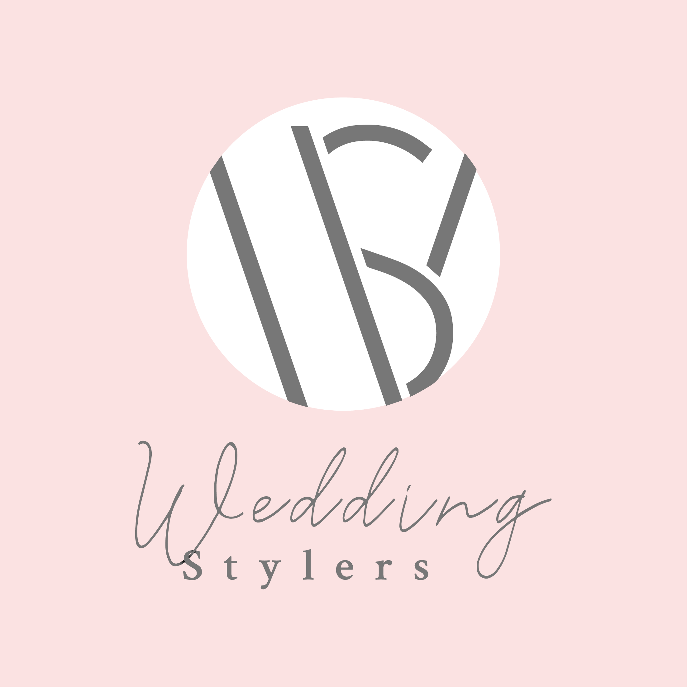 Logo ontwerp - WeddingStylers - grafisch ontwerp Tilburg