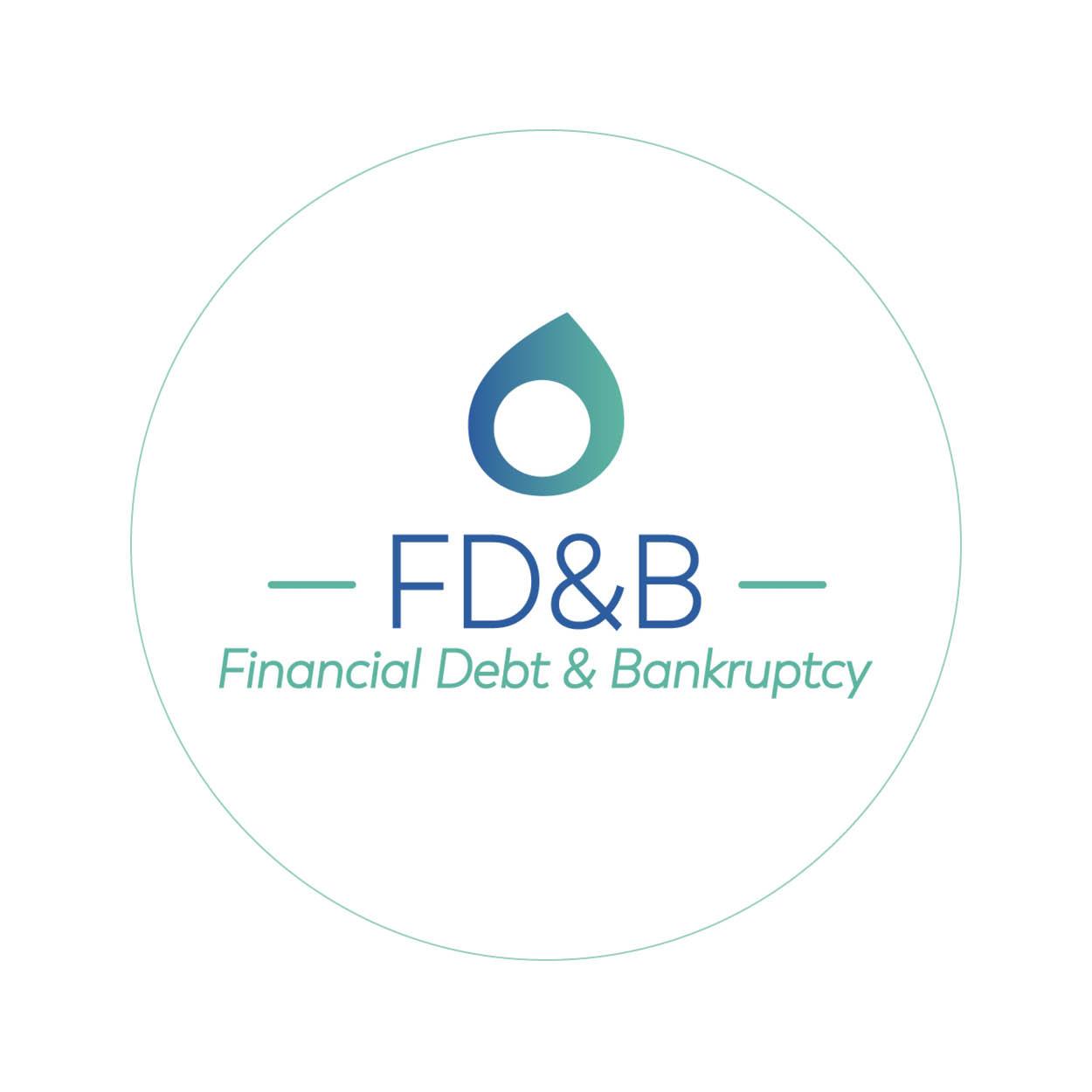 Logo ontwerp - FD&B - Dots & Lines - Grafisch ontwerp