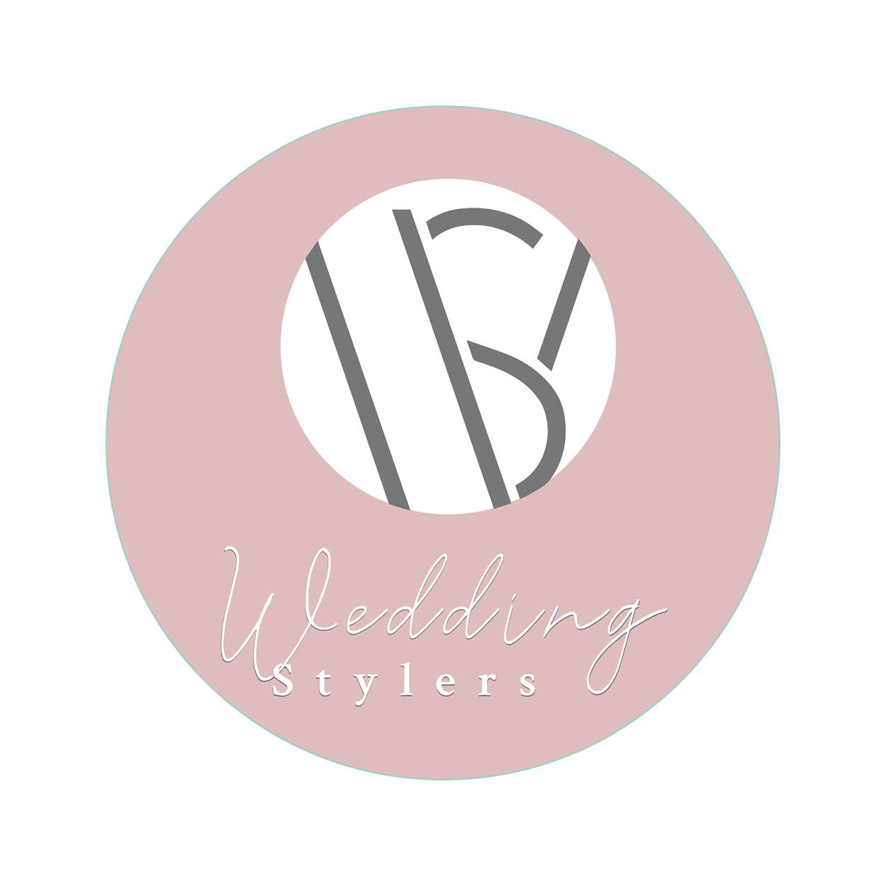 Logo ontwerp - Wedding Stylers - Dots & Lines - Grafisch ontwerp