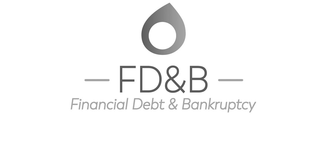 Logo - FD&B - grafisch design - Dots & Lines
