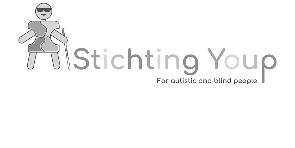 Logo - Stichting YOUP - Dots & Lines - logo ontwerp