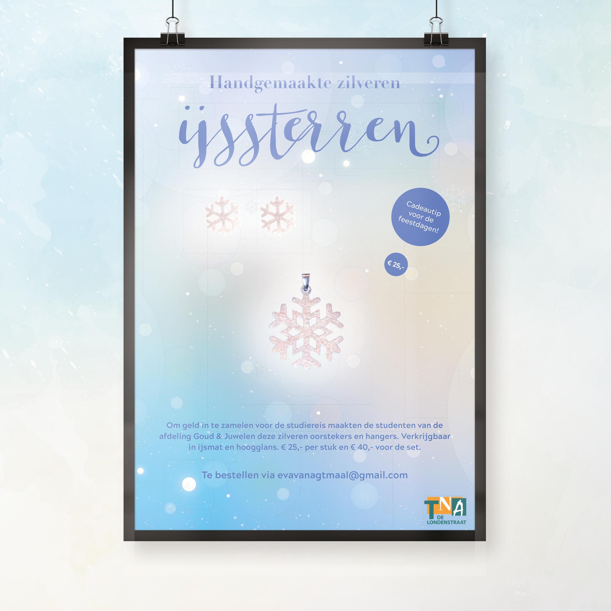 Poster ontwerp - grafische vormgeving Tilburg - Dots & Lines