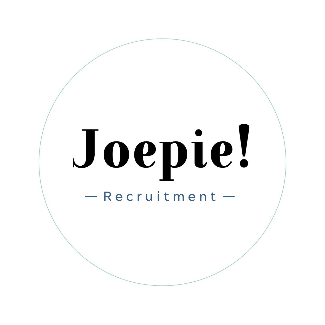 Logo ontwerp - Joepie - Dots & Lines - Grafische vormgever