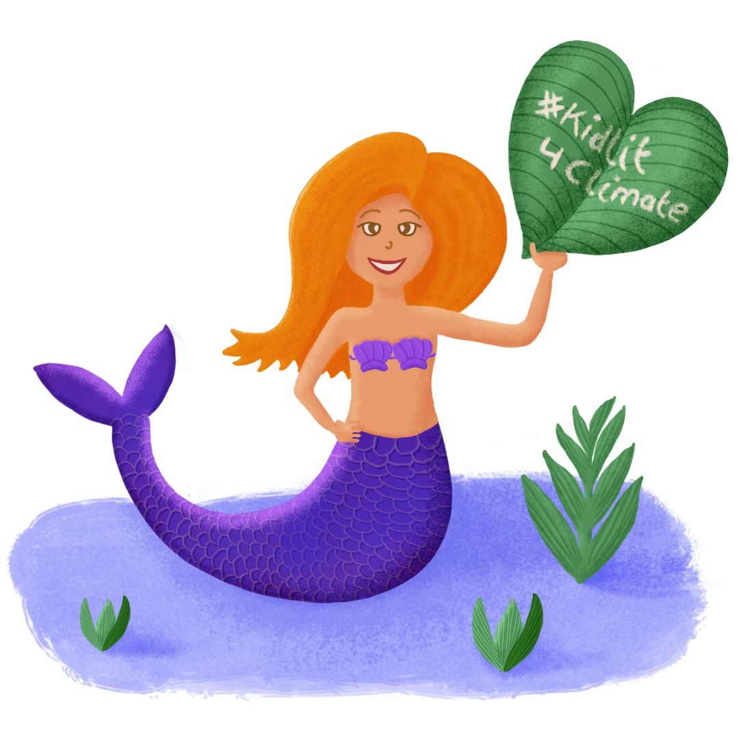 Illustratie-mermaid - illustrator Tilburg