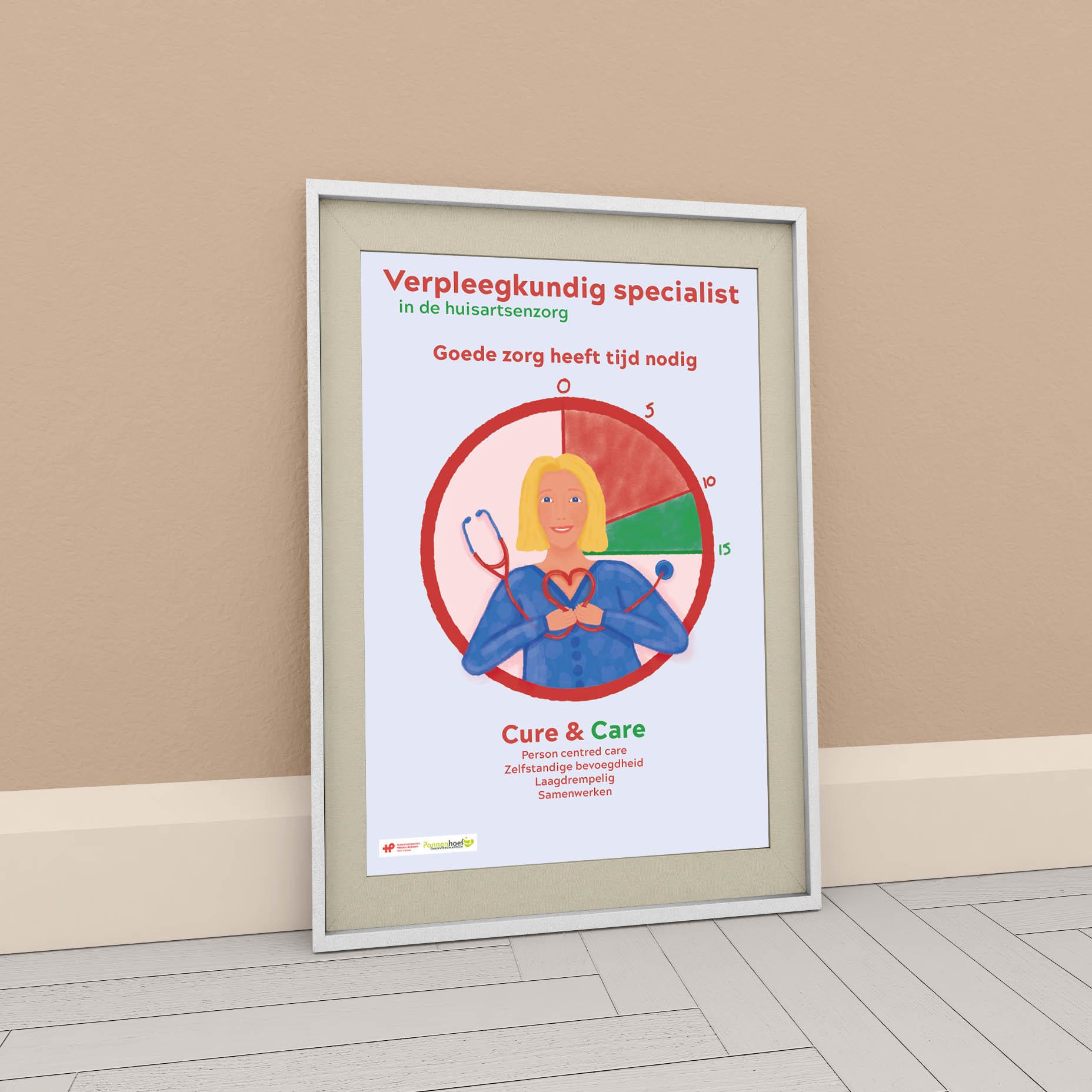 Poster ontwerp - Grafisch ontwerper Tilburg - Dots & Lines