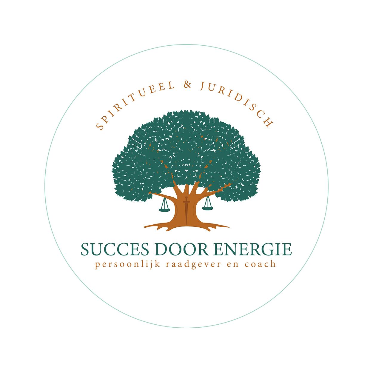 Logo ontwerp - Succes door Energie - Dots & Lines - Grafische vormgever