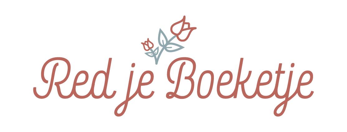 Red je Boeketje - logo ontwerp - Dots & Lines - Grafische vormgeving